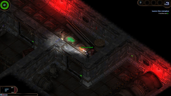 Скриншот №6 к Alien Shooter 2 Conscription