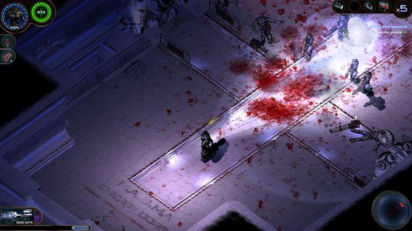 Скриншот №9 к Alien Shooter 2 Conscription