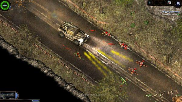 Скриншот №7 к Alien Shooter 2 Conscription