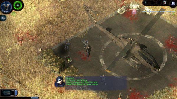 Скриншот №3 к Alien Shooter 2 Conscription