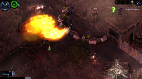 Скриншот №11 к Alien Shooter 2 Conscription