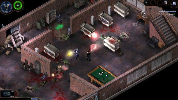 Скриншот №5 к Alien Shooter 2 Conscription