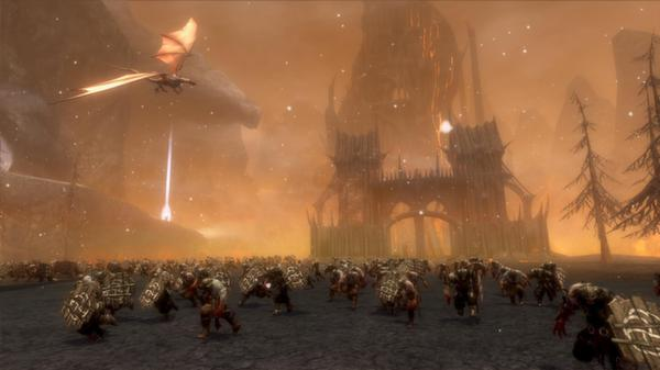 Viking: Battle for Asgard скриншот
