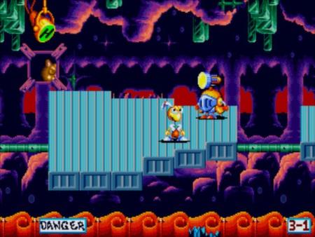 скриншот Dynamite Headdy 2