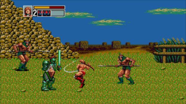 скриншот Golden Axe III 3