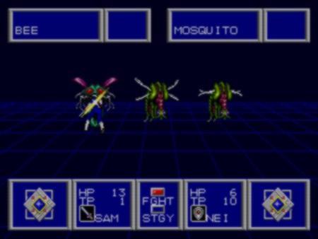 скриншот Phantasy Star II 3