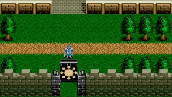 скриншот Phantasy Star III: Generations of Doom 1