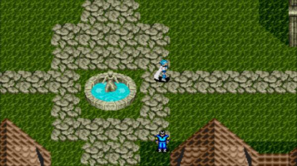 скриншот Phantasy Star III: Generations of Doom 0