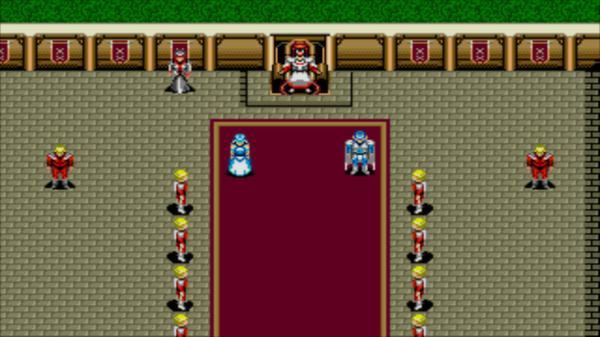 скриншот Phantasy Star III: Generations of Doom 2