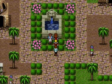 скриншот Phantasy Star IV: The End of the Millennium 0
