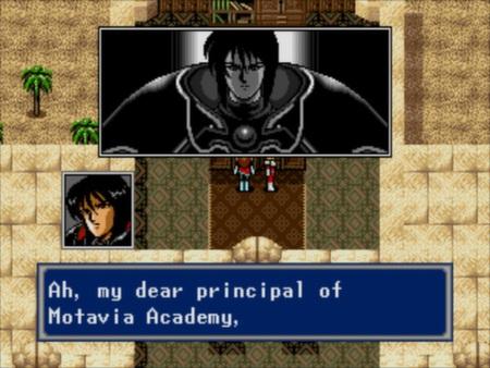 скриншот Phantasy Star IV: The End of the Millennium 1
