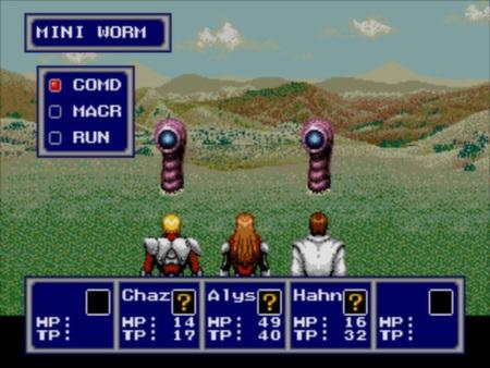 скриншот Phantasy Star IV: The End of the Millennium 4