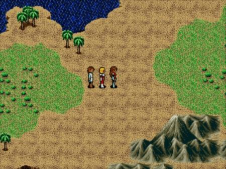 скриншот Phantasy Star IV: The End of the Millennium 3