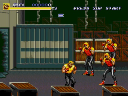 скриншот Streets of Rage 3 1