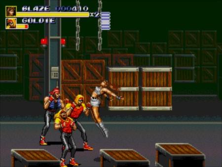 скриншот Streets of Rage 3 4