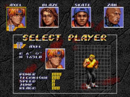 скриншот Streets of Rage 3 0