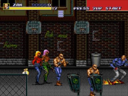 скриншот Streets of Rage 3 3