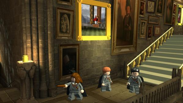 Screenshot of LEGO® Harry Potter: Years 1-4