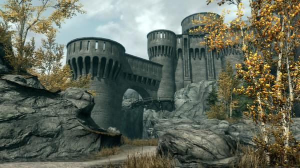 скриншот The Elder Scrolls V: Skyrim - Dawnguard 3