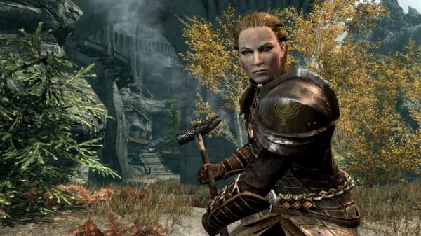 скриншот The Elder Scrolls V: Skyrim - Dawnguard 4