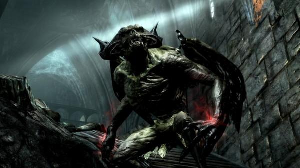 скриншот The Elder Scrolls V: Skyrim - Dawnguard 5