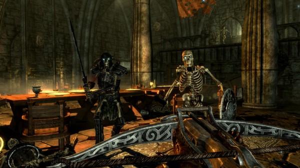 скриншот The Elder Scrolls V: Skyrim - Dawnguard 1