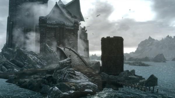 скриншот The Elder Scrolls V: Skyrim - Dawnguard 0
