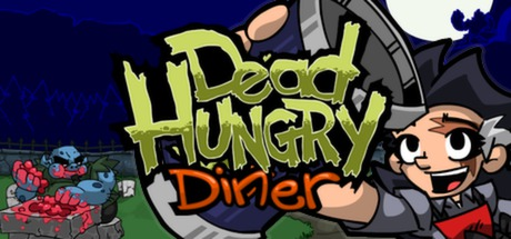 Dead Hungry Diner Cover Image
