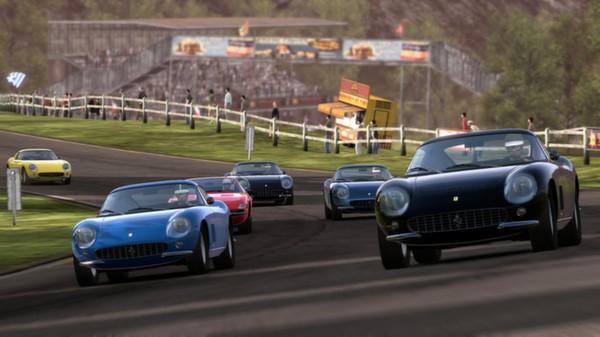 Скриншот №10 к Test Drive Ferrari Racing Legends