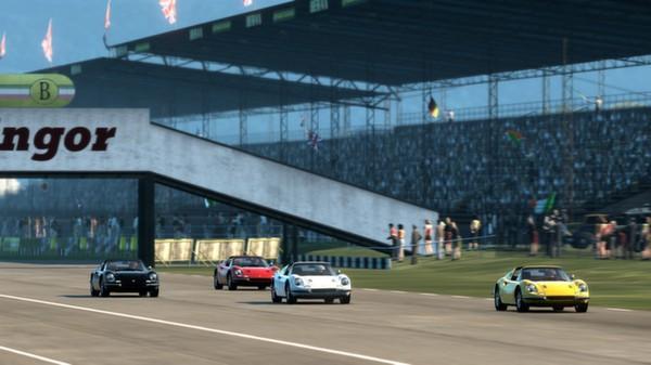 Скриншот №4 к Test Drive Ferrari Racing Legends