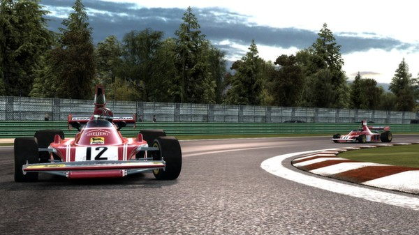 Скриншот №2 к Test Drive Ferrari Racing Legends