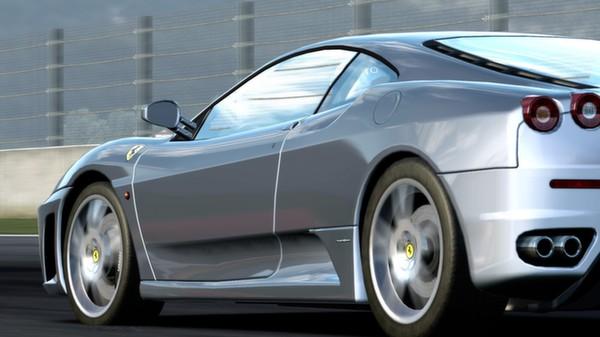 Скриншот №8 к Test Drive Ferrari Racing Legends