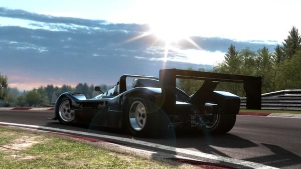 Скриншот №3 к Test Drive Ferrari Racing Legends