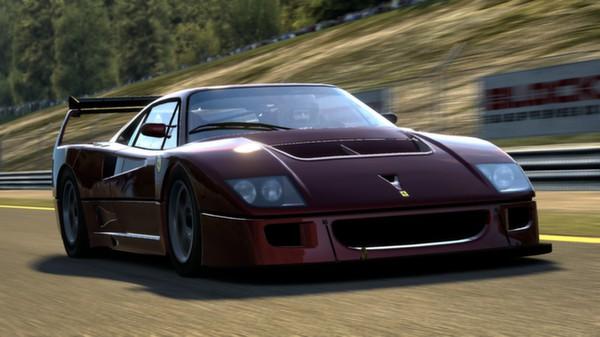 Скриншот №6 к Test Drive Ferrari Racing Legends