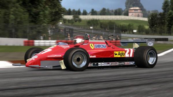 Скриншот №9 к Test Drive Ferrari Racing Legends