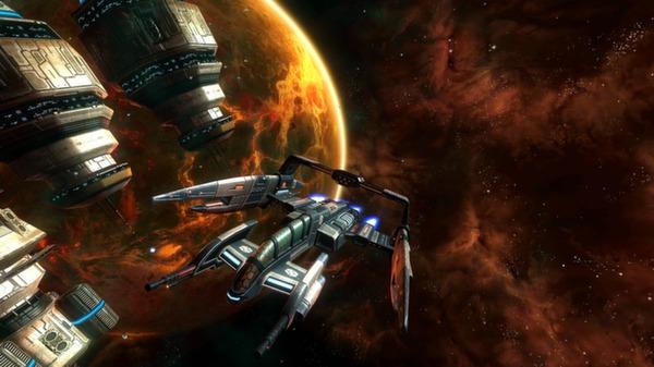 скриншот Galaxy on Fire 2 Full HD 5