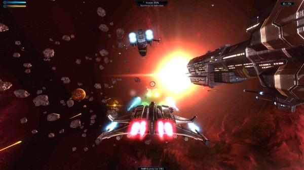 скриншот Galaxy on Fire 2 Full HD 0