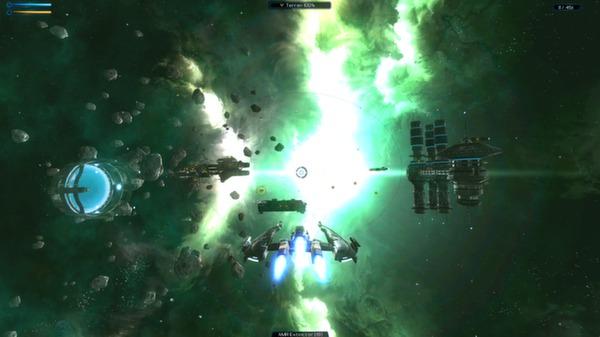 скриншот Galaxy on Fire 2 Full HD 4