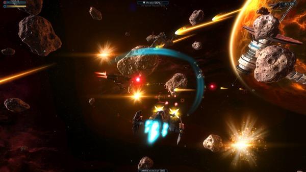 скриншот Galaxy on Fire 2 Full HD 3
