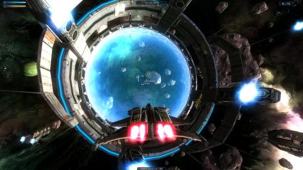 скриншот Galaxy on Fire 2 Full HD 1