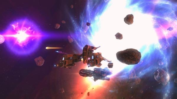 скриншот Galaxy on Fire 2 Full HD 2