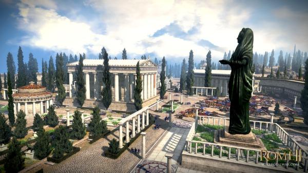 Скриншот №1 к Total War ROME II - Greek States Culture Pack