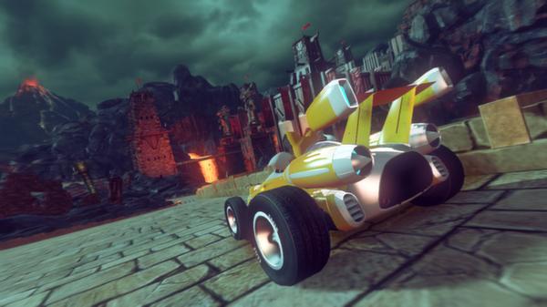 Скриншот №15 к Sonic  All-Stars Racing Transformed Collection