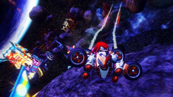 Скриншот №12 к Sonic  All-Stars Racing Transformed Collection