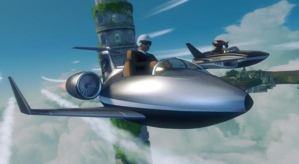 Скриншот №21 к Sonic  All-Stars Racing Transformed Collection