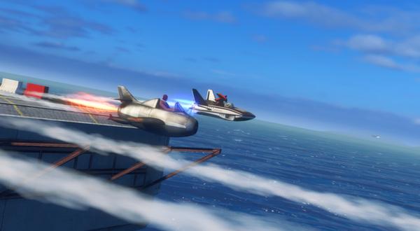 Скриншот №18 к Sonic  All-Stars Racing Transformed Collection