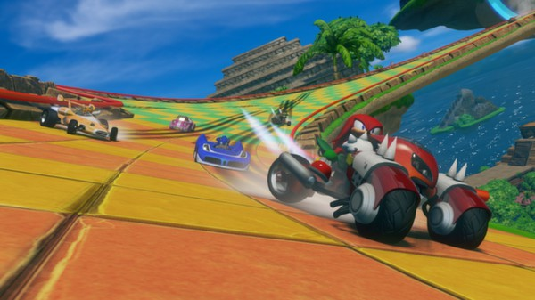 Скриншот №8 к Sonic  All-Stars Racing Transformed Collection
