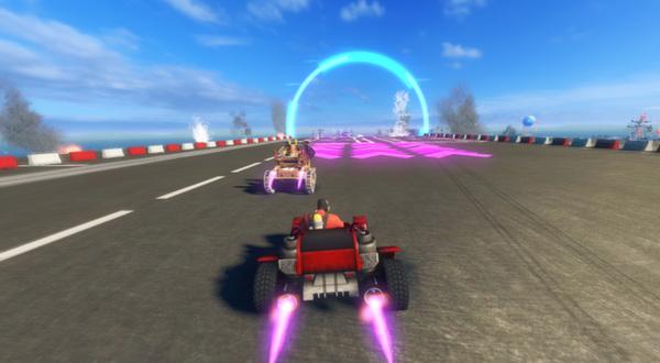 Скриншот №19 к Sonic  All-Stars Racing Transformed Collection