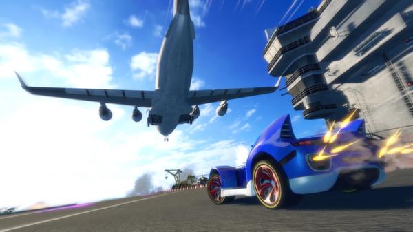 Скриншот №13 к Sonic  All-Stars Racing Transformed Collection