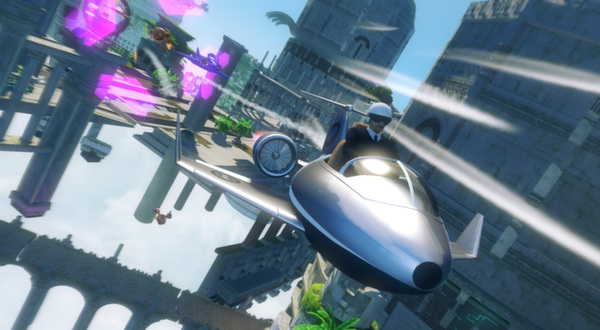 Скриншот №23 к Sonic  All-Stars Racing Transformed Collection
